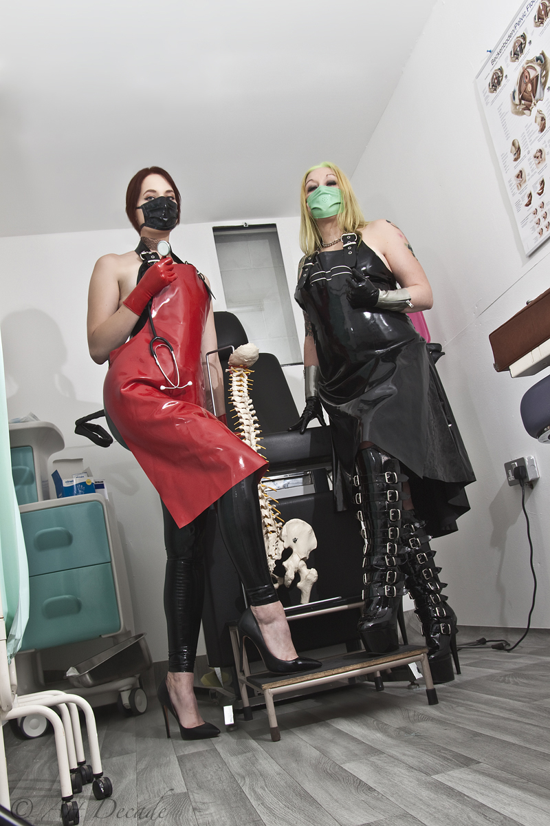 Double Domme Sessions.