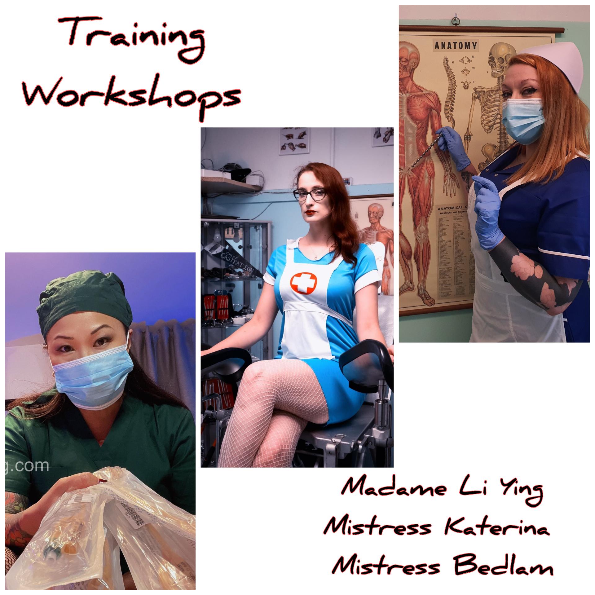 Medical Training Workshop.